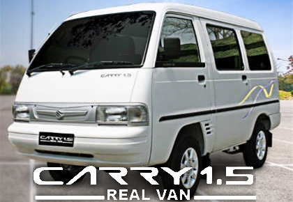 carry realvan 2017