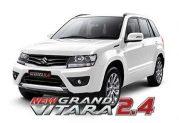 2017 Suzuki New Grand Vitara Review, Spesifikasi, Harga dan Kredit Mobil