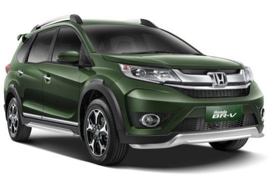 Mobil Honda BRV