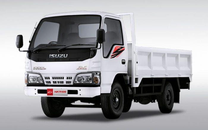 isuzu ELF NKR 55 CC