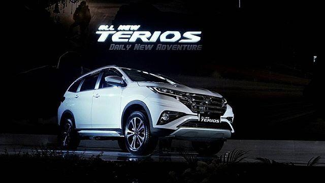 All New Daihatsu Terios 2018