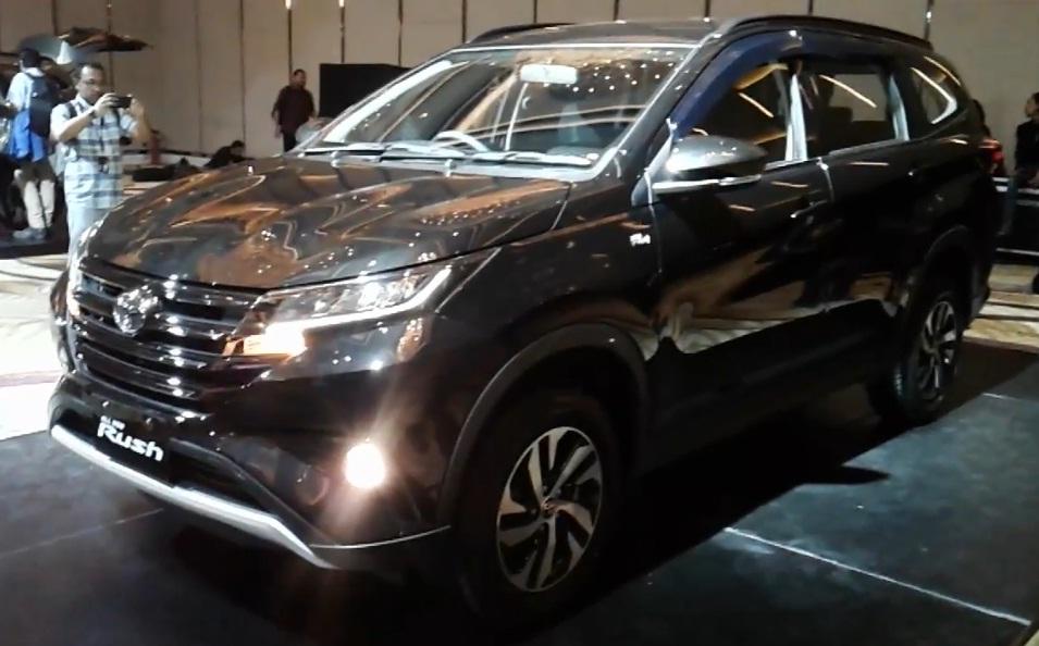 2018 All New Toyota Rush Review Spesifikasi Harga Gambar Amp Fitur Id Zottac Com