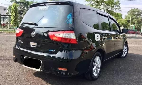 harga mobil bekas grand livina 2014