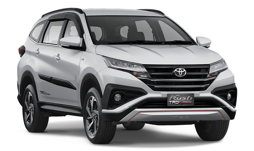 2018 All New Toyota Rush Review Spesifikasi Harga