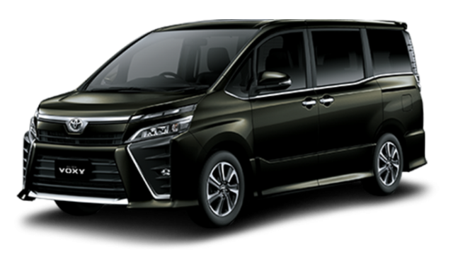 harga toyota all new voxy