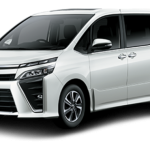 review toyota all new voxy