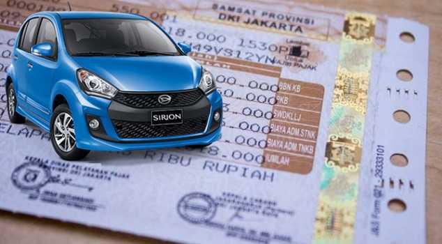 Daftar Biaya Pajak Mobil Daihatsu Sirion Semua Tahun Id Zottac Com
