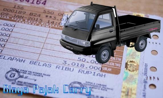 Daftar Biaya Pajak Suzuki Carry Pickup Semua Tahun Id Zottac Com