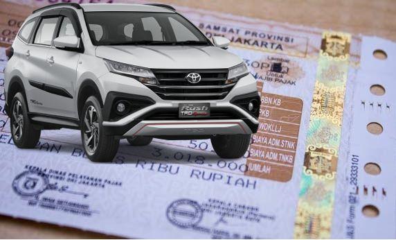 Daftar Biaya Pajak Toyota Rush Semua Tahun Id Zottac Com