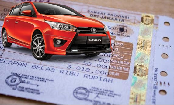 Daftar Biaya Pajak Toyota Yaris Semua Tahun Id Zottac Com