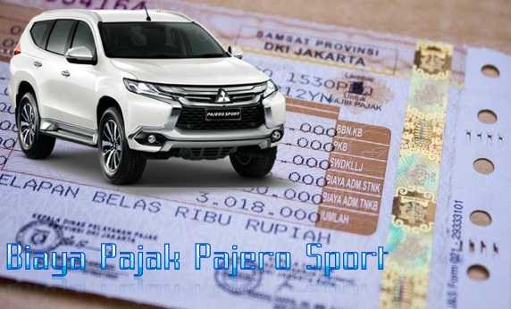 Daftar Biaya Pajak Mitsubishi Pajero Sport Semua Tahun Id Zottac Com