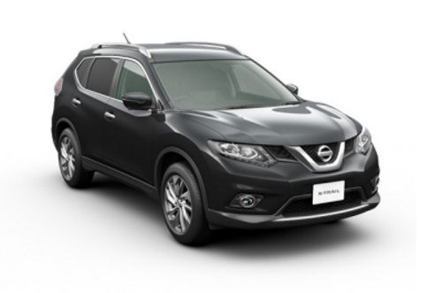 harga all new nissan xtrail