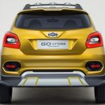 datsun go cross review
