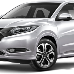 honda hrv review